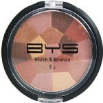 BYS mosaic bronzer 02 High Shine NEW